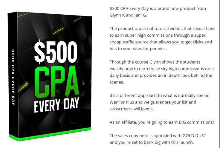 $500 CPA Every day? LINK  https://goo.gl/1s2pfX Get $500 sent to you today CPA + This Traffic Source = $500 Per Day?  this Kid Glynn (who has a weird haircut) just found out about this new traffic source that's making him a minimum of $500 per day.  Go here to see how he does it and how you can too:  LINK  https://goo.gl/1s2pfX  I for one am SHOCKED at this.