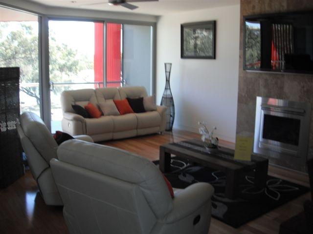 Stunning living room, comfy and glamorous