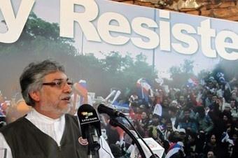 Fuerzas Militares y Policiales de #Paraguay manifestaron apoyo a #Lugo