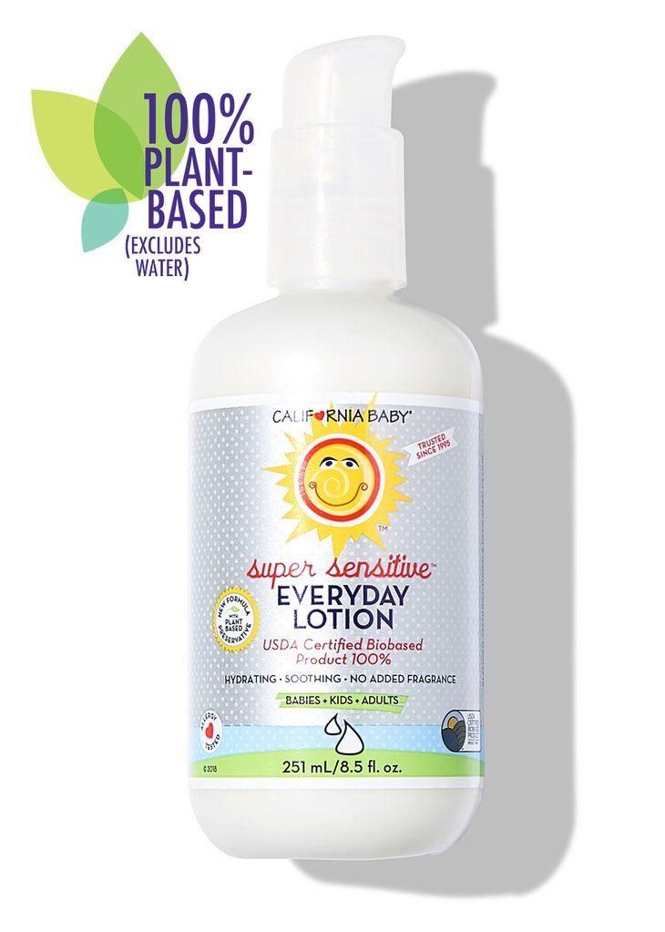 No Fragrance Super Sensitive Everyday Lotion In 2020 Best Baby Lotion Baby Lotion Fragrance Free Products