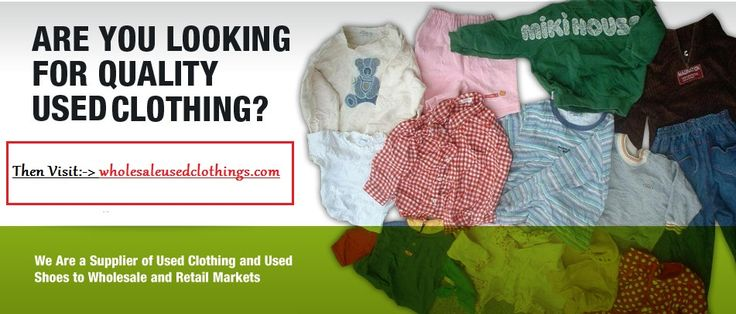Buy used clothing wholesale  http://wholesaleusedclothings.com/contact.html