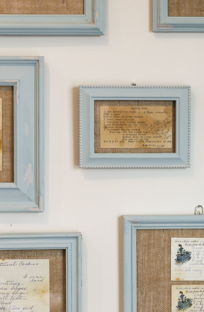 How To Distress Picture Frames With Chalk Paint Picture Frame