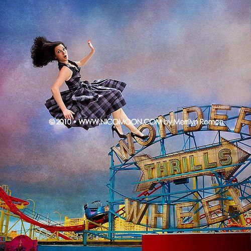 Wonder Thrills. | ©2010 Merrilyn Romen for Nico Moon. All Ri… | Flickr