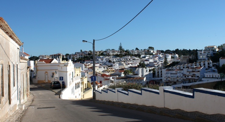 There's no better place to enjoy some late November sun #carvoeiro #algarve