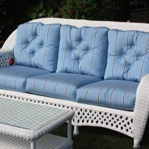 Wicker Couch Cushions wicker furniture amp lloyd flanders replacement cushions for sale