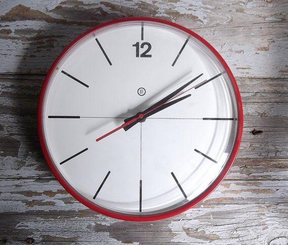 27 Best Office Clocks Images On Pinterest | Wall Clocks, Clocks