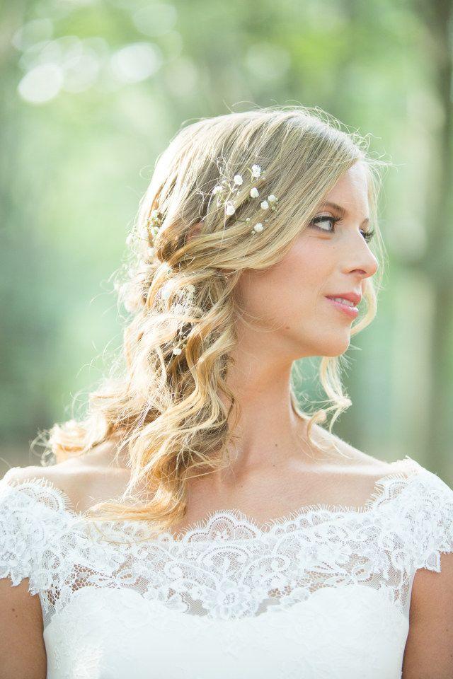 Credit: Marije Baan Photography - mode, vrouw, bruid, huwelijk (ritueel), portret, betoverend, meisje, schattige, natuur, haar (zoogdier), jurk, model, jong, mooi, sexy, oog, hoofddeksel, volk, zomer