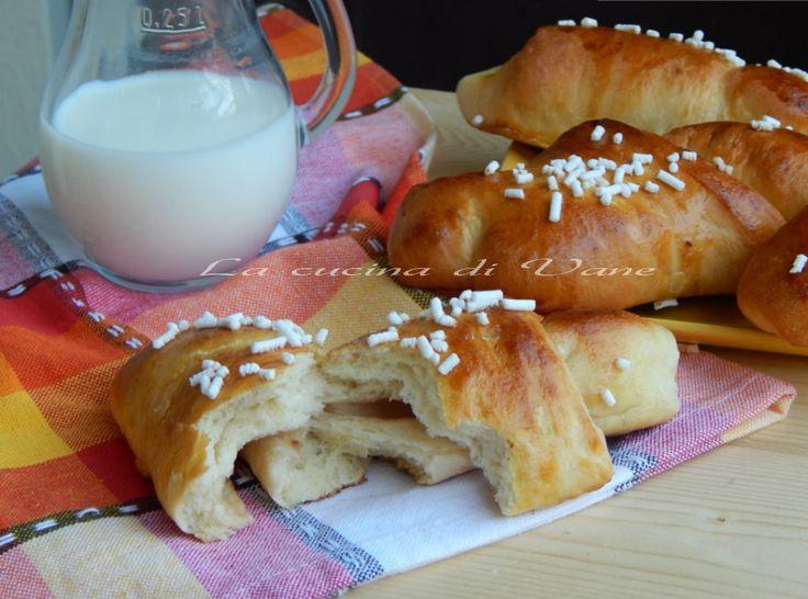 Brioche per colazione senza burro