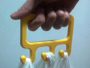 Bag Holder by ivanseidel - Thingiverse