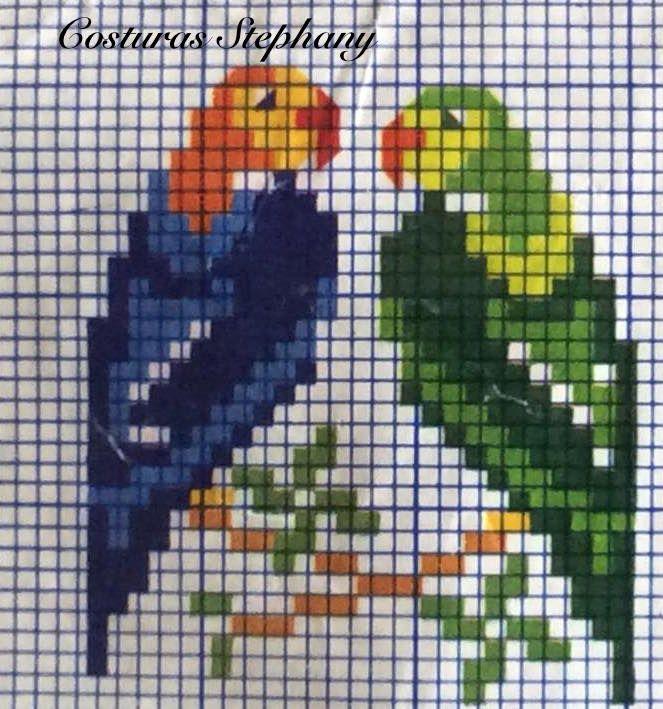283 best cross stitch patterns muestras de punto de cruz - Muestras y motivos punto de cruz ...
