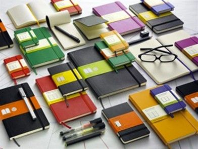 it's rare for a notebook to have such a strong personality. But Moleskine gained its fame thanks to its fans.