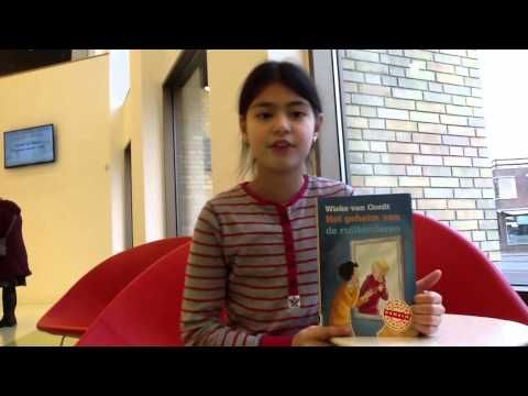 Dutch libraries use QR codes in a project encouraging kids to read more