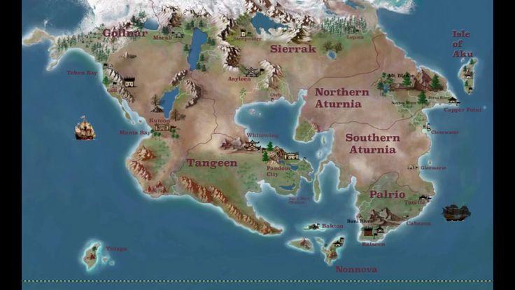Amassia - Making the Map