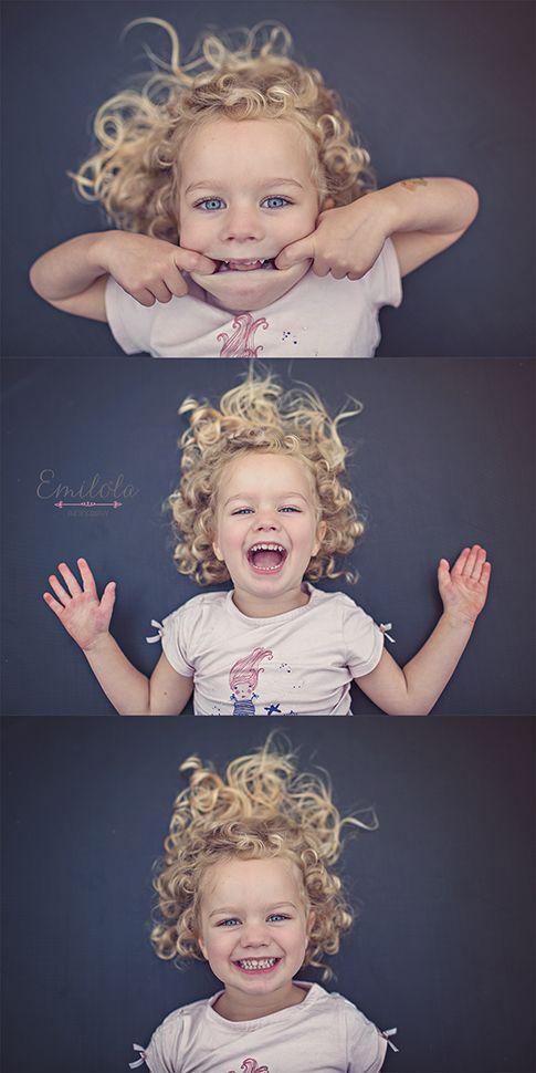 Découvrez le projet d'Emilola Photography : Les rires de mes enfants
