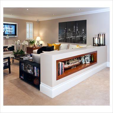 11 Best Room Dividers Images On Pinterest Half Walls Room