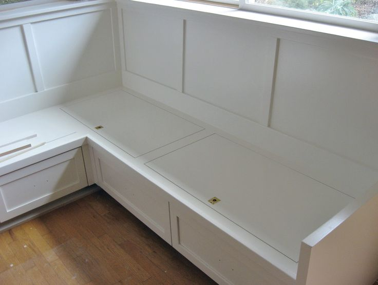 Best 25 Bench Seat With Storage Ideas On Pinterest