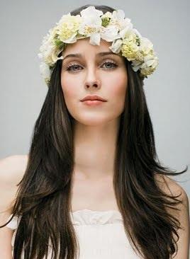 Brilliant 1000 Ideas About Straight Wedding Hairstyles On Pinterest Black Short Hairstyles Gunalazisus