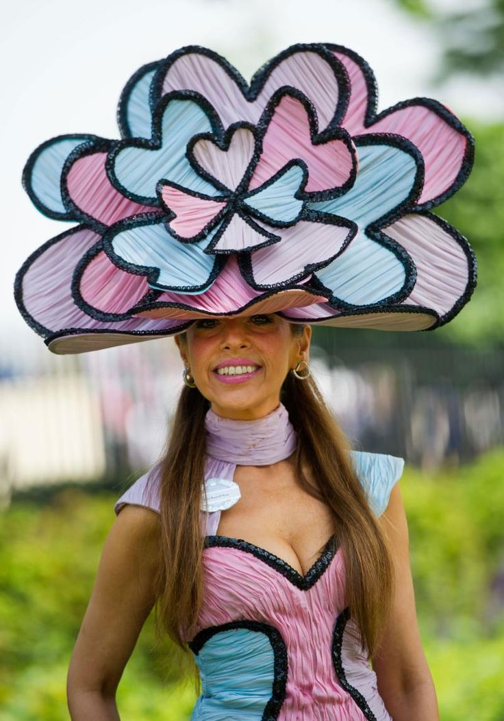 THE BEST HATS AT ROYAL ASCOT Tracy Rose