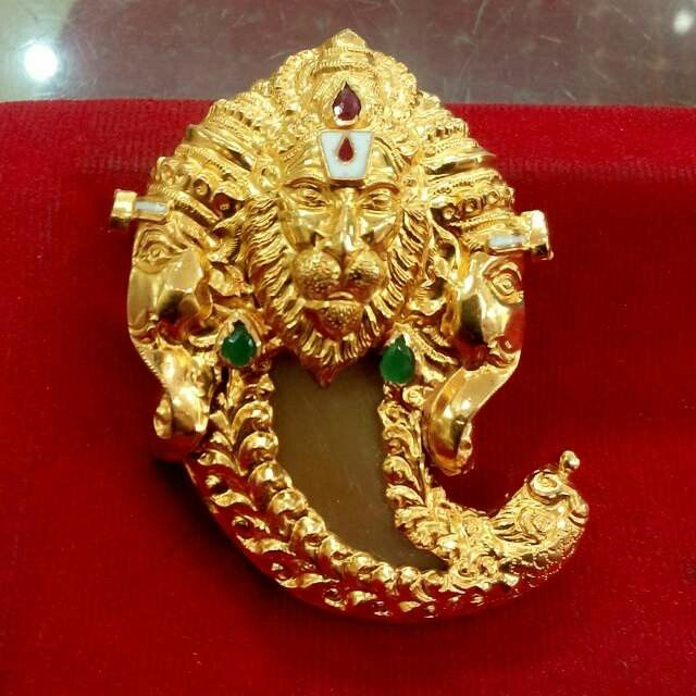 Narasimha swamy locket