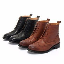 <b>Centenary Genuine Leather</b> ankle boots for women Chelsea Boots ...