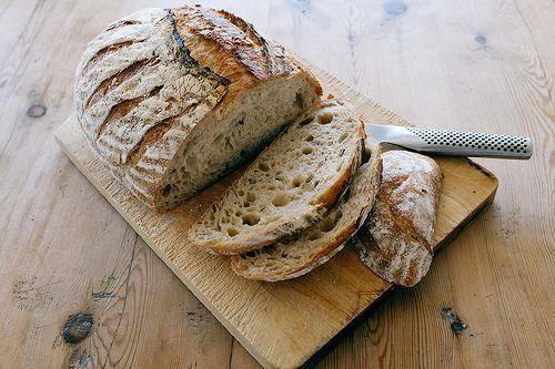 Mer fullkornsvete, tack!  (More whole wheat, thanks!)