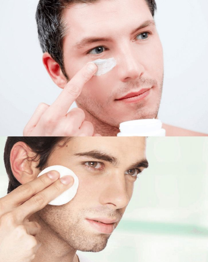 Best skincare for men with sensitive skin...rosacea...products...tips...review...define health plan...oily...treatment...how to reduce oil...greasy...