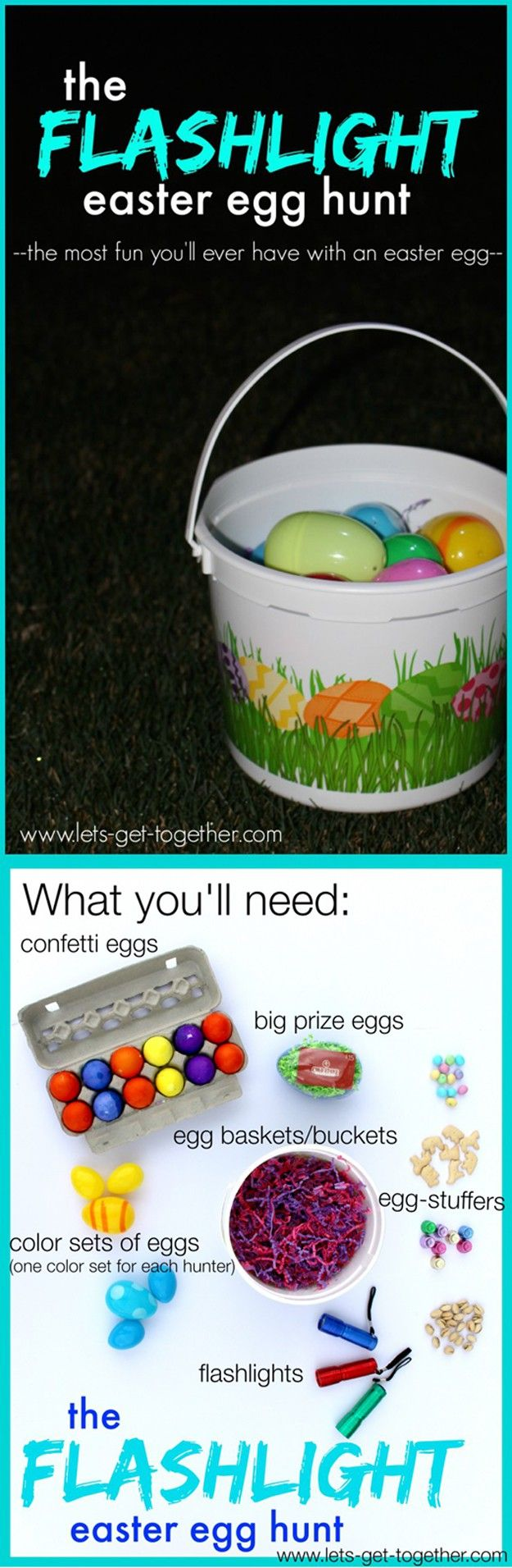 Outdoor easter decorations pinterest - Fun Easter Egg Hunt Ideas