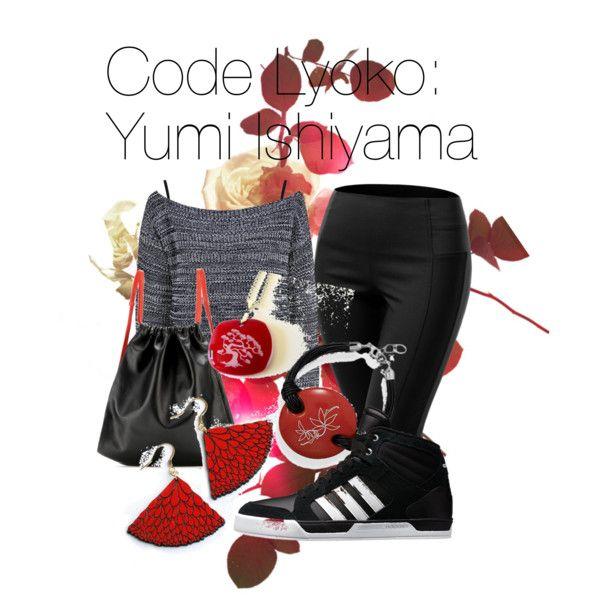 """Code Lyoko: Yumi Ishiyama"" by jazmin-torres-1 on Polyvore"
