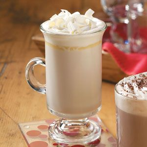 White Chocolate Brandy Alexander Recipe - This is such a good drink. It really is perfect for the winter, warms you right up.