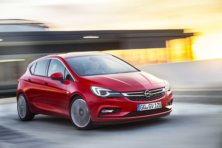 The new Opel Astra epitomizes Opel's design philosophy with its sculptured design and flowing lines. Furthermore, it looks more dynamic and leaner than ever before. In brief: the new Astra combines efficiency with elegance and will redefine the compact class with its leading innovations.