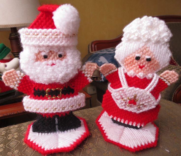 Adornos navide os tejido a crochet imagui for Adornos navidenos tejidos a crochet 2016