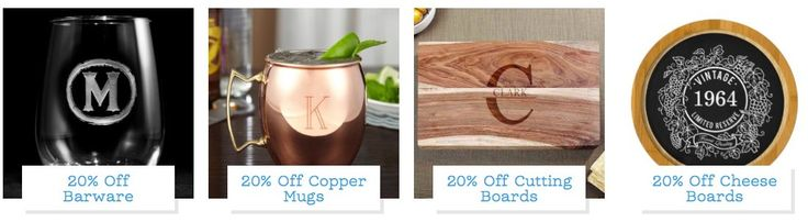 Realtor Gifts on Sale! >> Custom Barware, Engraved Copper Mugs, Cutting Boards, & Cheeseboards