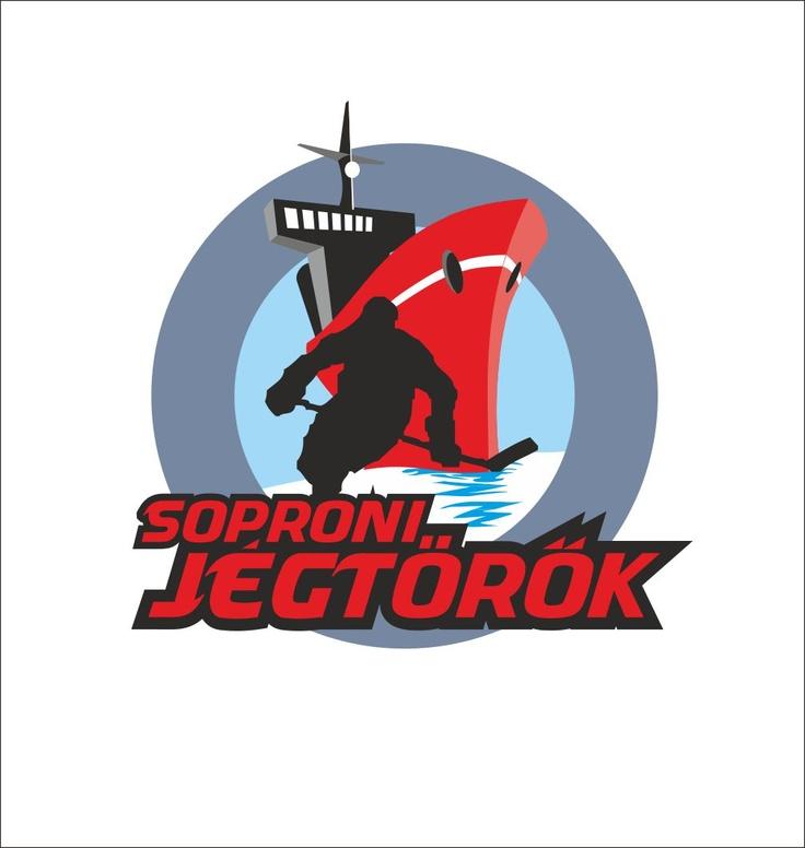 Soproni Jégtörők logo
