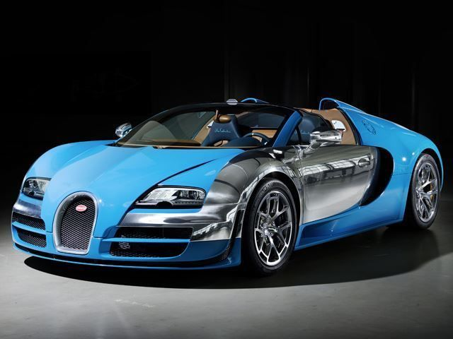 One Of The Best-Looking Most Exclusive Bugattis Ever Has Hit The Market