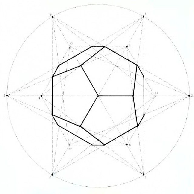 copernicusfestival's photo on Instagram dodecahedron / spirit / platonic solids