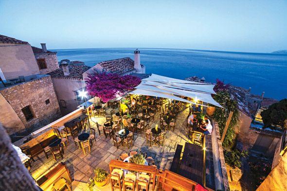 GREECE CHANNEL | café-bar Enetiko, #Monemvasia, #Peloponnese, http://www.greece-channel.com/