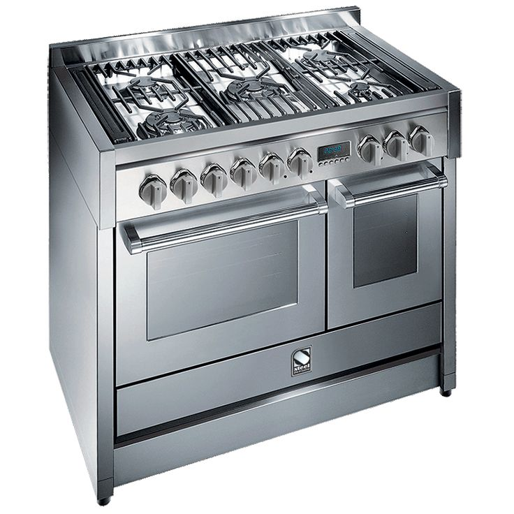 Steel Genesi 1000mm upright cooker (model G10SF-6W) for sale at L & M Gold Star (2584 Gold Coast Highway, Mermaid Beach, QLD). Don't see the Steel product that you want on this board? No worries, we can order it in for you!