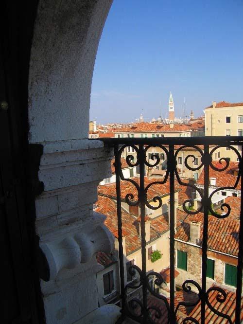 Ca' Pisani romantic view