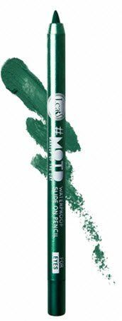 J Cat #MOTD Waterproof Slide On Eye Liner Pencil 111 Tropical Green. High-performance, richly pigmented, waterproof, smudge-proof, and transfer-resistant eye/lip liner pencil. Glides on like a gel and provides intense definition for hours and hours. Define dramatic, sexy eyes and lips with highly pigmented color that lasts all day and all night. These cushiony, creamy eye & lip pencils deliver powerful, vibrant color that slides on smooth. Stays soft and creamy for blending, then dries to…