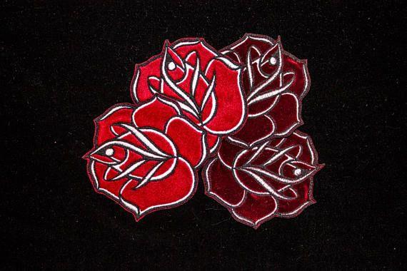 ROSA ROSE Tattoo Patch