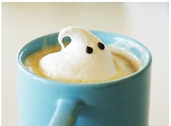 Marshmallow Latte is the signature drink at FabCafe in Shibuya, Japan via gizmodo.jp: Not just an ordinary cafe, FabCafe provides a space where people can enjoy making things in an exciting environment furnished with a variety of digital fabrication tools, including a laser cutter!