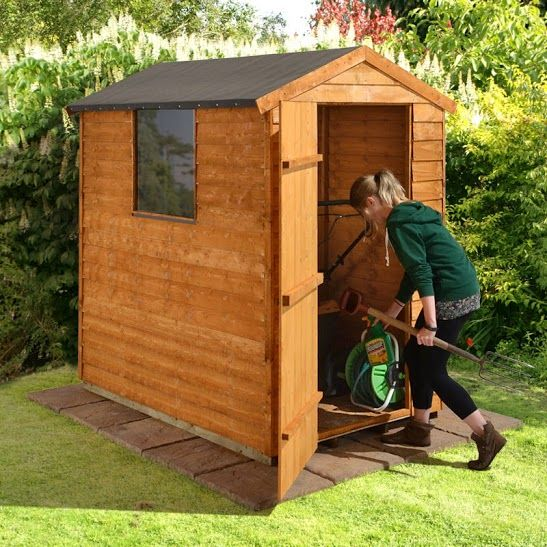 Garden Sheds 6x4 21 best garden sheds images on pinterest | wooden sheds, garden