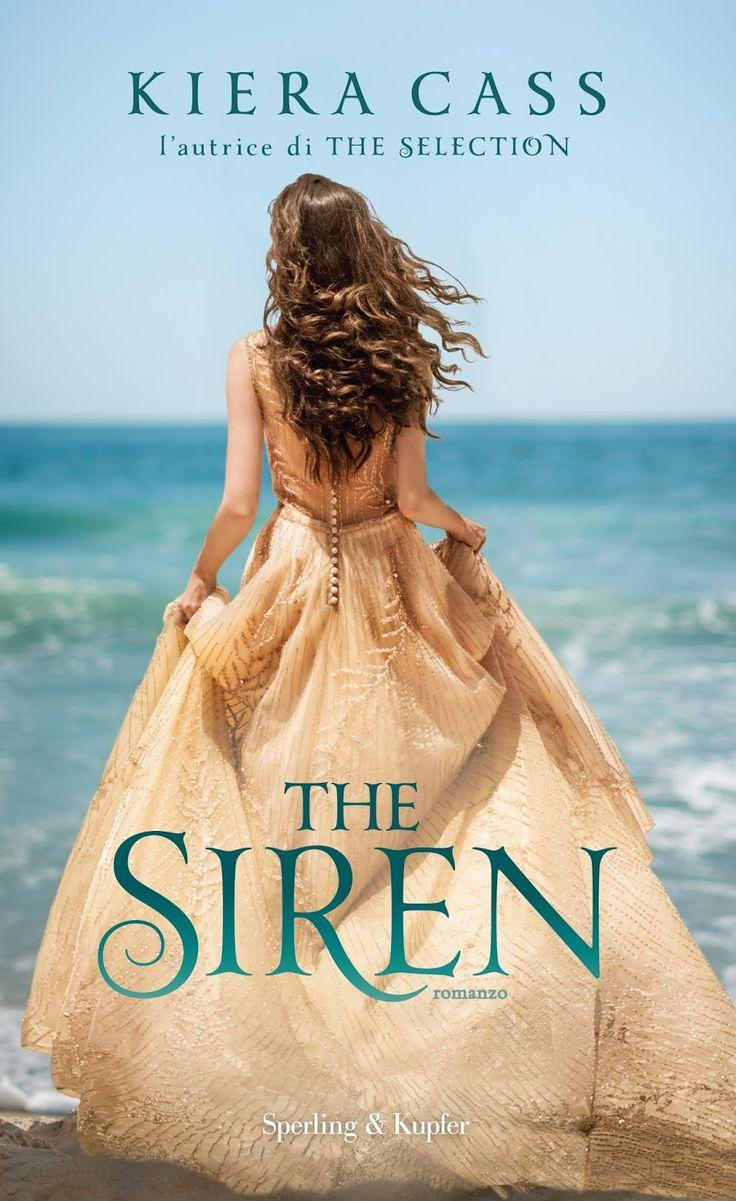 """Qualche giorno fa ho pubblicato la recensione del nuovo libro di Kiera Cass, """"The Siren"""" ( leggimi ), un romanzo che mi ha tenuto co..."""