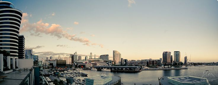 Docklands Panorama