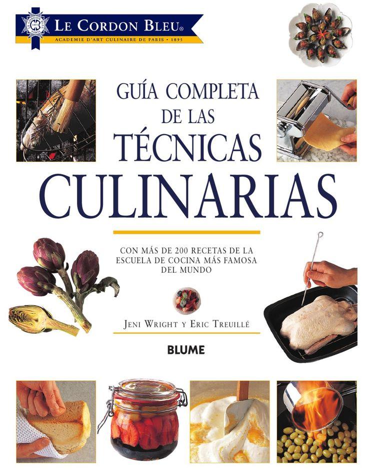 ISSUU - Guia completa de las tecnicas culinarias by Cristina Rodriguez