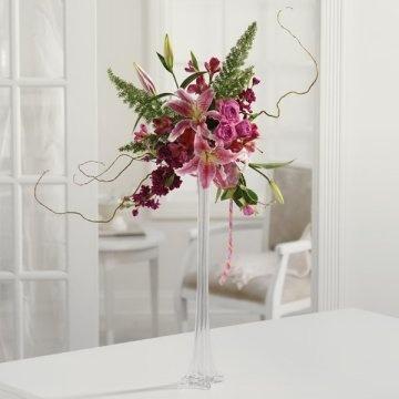 DIY Eiffel Tower Vases Simple Arrangement Ideas Pinterest