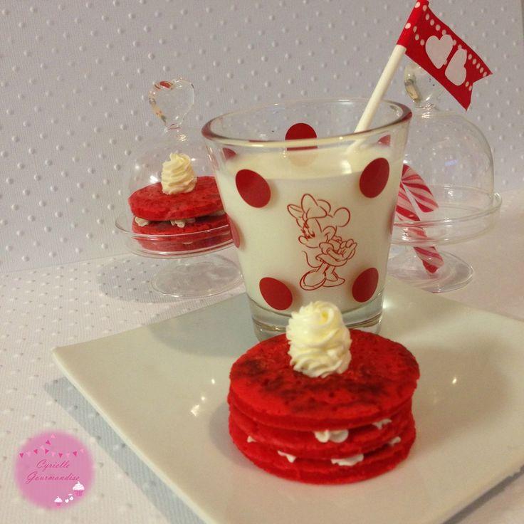 Red Velvet Pancakes {Foodista Challenge