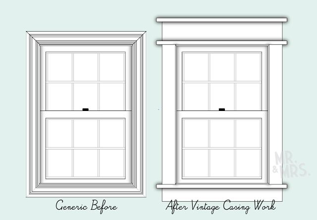 110 best images about wood trim on pinterest craftsman for Interior window casing styles