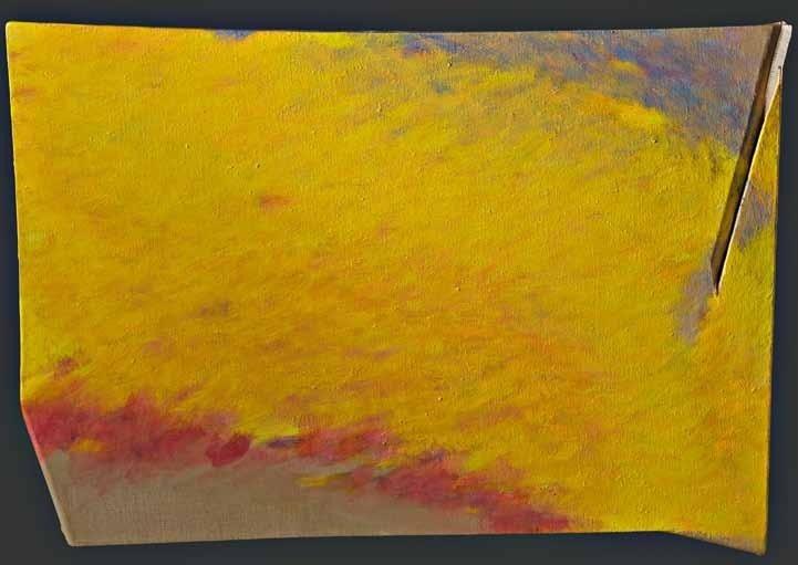 """Tetsuro Shimizu, """"Luce Anconetana"""", olio su tavola, cm 87x57,5, dal catalogo della mostra """"Novanta artisti per una bandiera"""", ©2013 corsiero editore"""