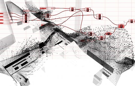 1000 images about grasshopper on pinterest workshop for Architecture parametrique